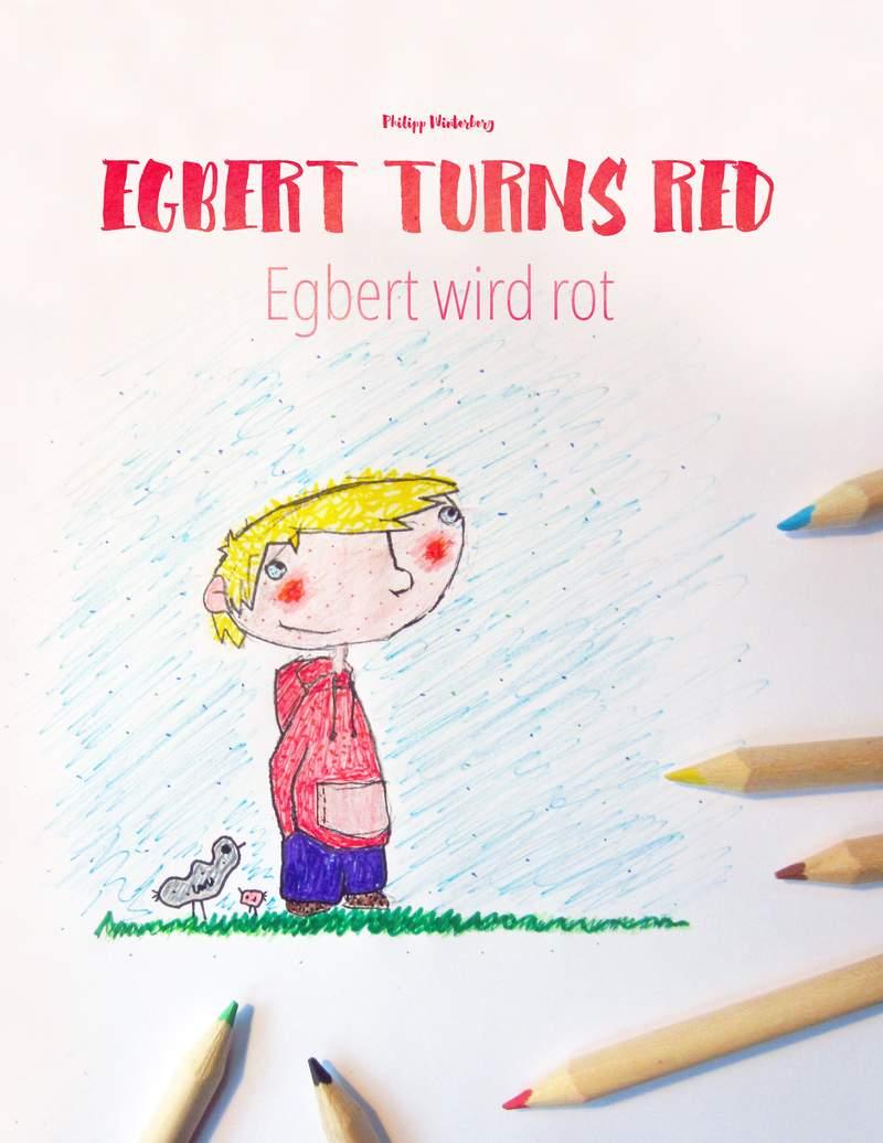 Egbert wird rot